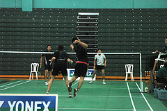 Badminton Doubles Tactics: Attack & Defence
