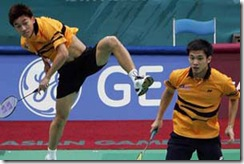 World Class Badminton Doubles Players: Tan Boon Heong and Koo Kien Keat